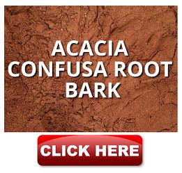 Acacia Confusa Root Bark Powder Coca Tea Express